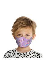 Mundmaske Kinder mit Silberionen - Einhorn  Mund-Nasen-Maske   Mundmaske