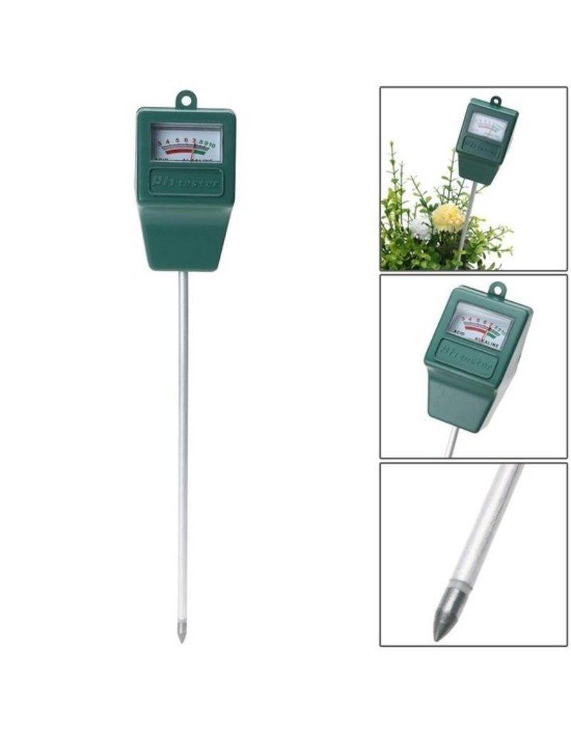 PH-Meter Boden - Säuremesser - PH-Tester Pflanzen Bodentester - Bodenmesser - Rasenbodenmesser
