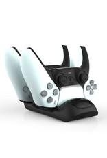 Dual Fast Charging Dock voor PS5 DualSense Controllers Laadstation