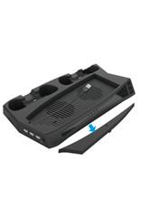 Dual Charging Dock Stand - Lüfter - USB-Hub für PS5-Spielekonsolen
