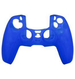 Silikonhülle für PS5 DualSense Controller - Blau