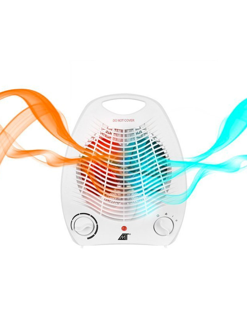 Ventilatorkachel 1000-2000W - Verwarming Elektrisch - Elektrische kachel