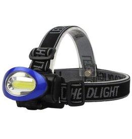 Krachtige LED Hoofdlamp - Waterdicht- 3 Watt