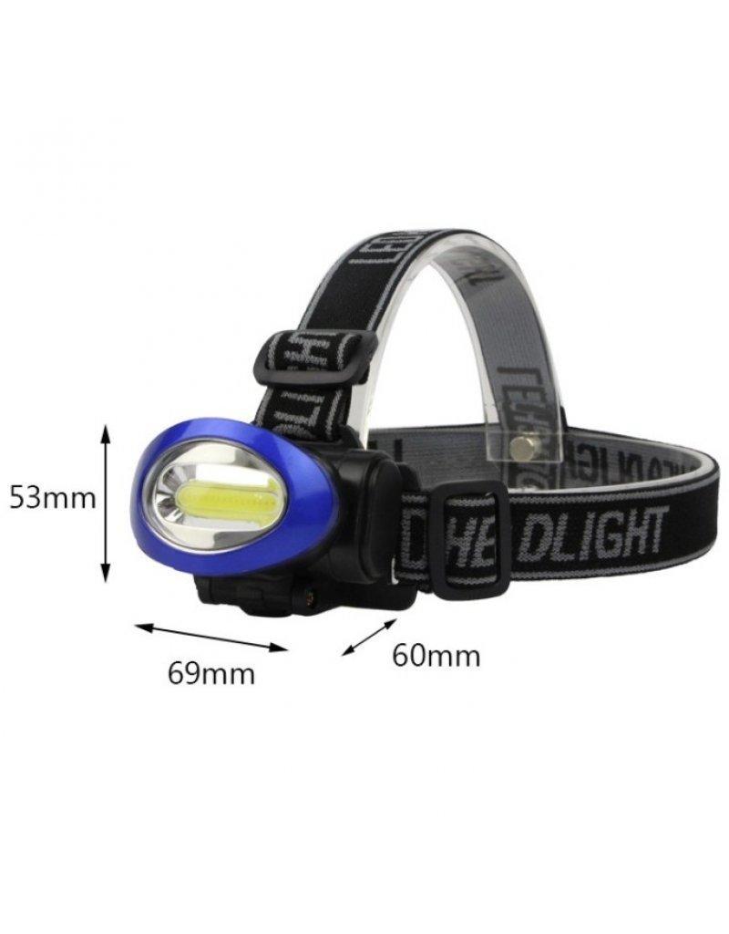 Leistungsstarker LED-Scheinwerfer - wasserdicht - 3 Watt