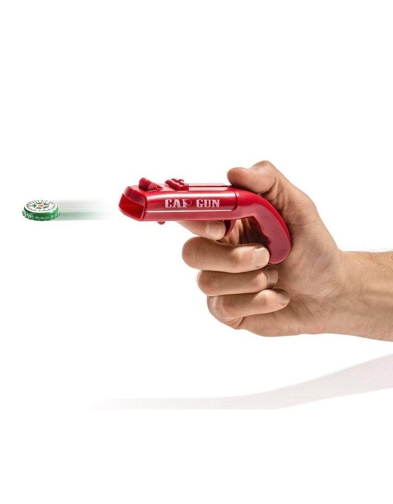 Cap Gun - Bierdeckelschütze - Flaschenöffner