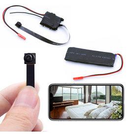 Mini Spy Camera - Spionage Camera - 4.000 mAh Accu