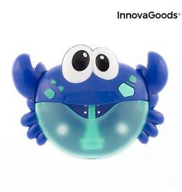 Bad Speelgoed - Muzikale Krab met Muziek en Zeepbellen