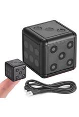 Mini Spy Cam Full HD 1080P DV Action Kamera Dashcam Würfel