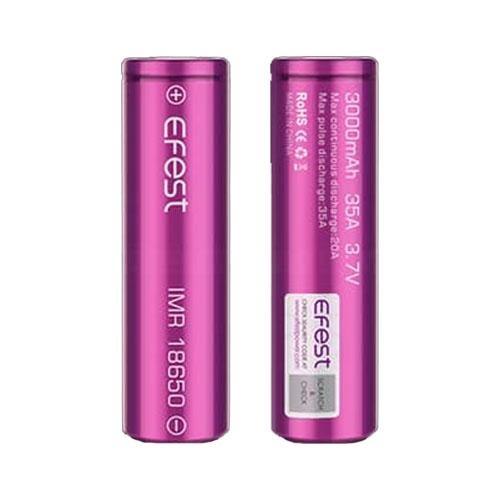 Efest 18650 Battery 3000MAH 35A