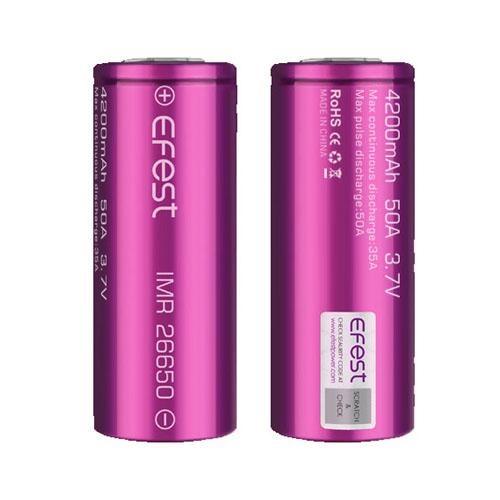 Efest 26650 Battery 4200MAH 50A
