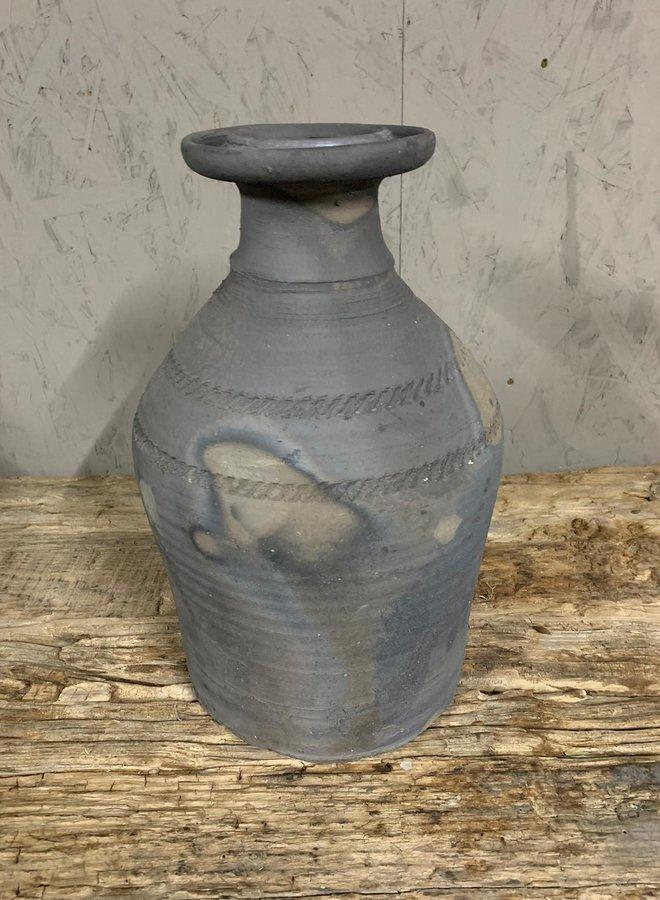 Pot stone L 6