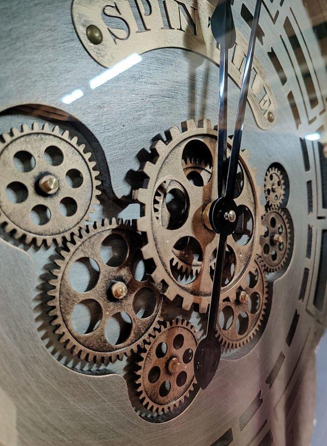 Industriële klok Quebec