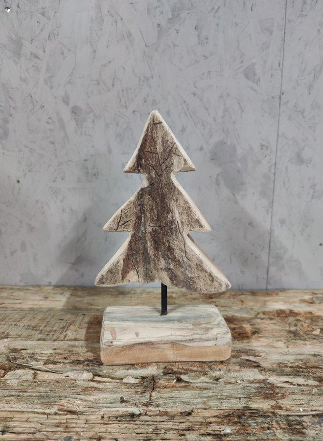 Kerstboom Teak