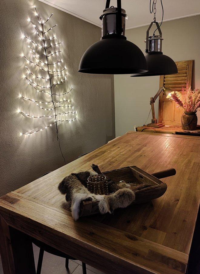 Muur kerstboom 136 LED