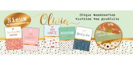 Nieuwe OLIVIA wenskaarten - één van onze mooiste collecties ooit!