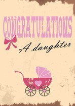 Congratulations a daughter
