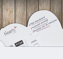 Hearts - Opkikkertje voor jou