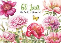 60 jaar gefeliciteerd