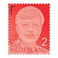 Postzegel 2: Vel à 5 stuks: