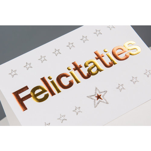 Felicitaties