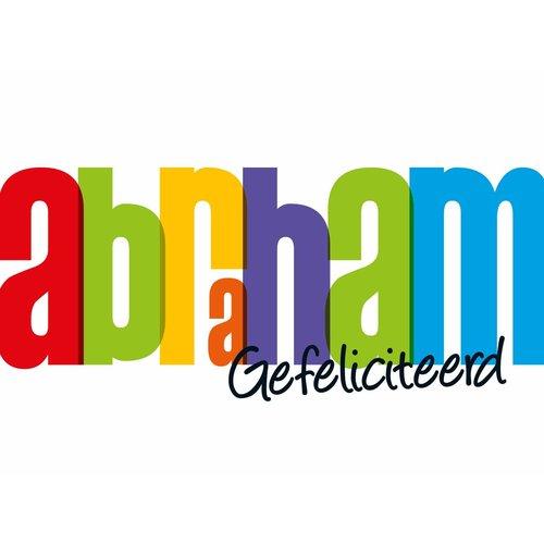 Abraham Gefeliciteerd