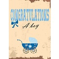 Congratulations a boy