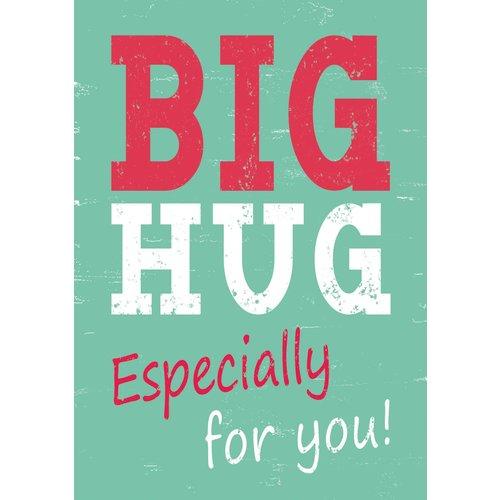Big hug especially for you