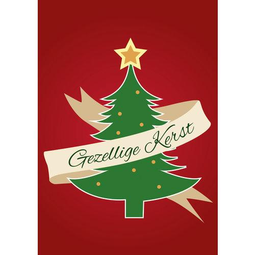 Gezellige kerst