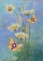 Amethyst butterflies