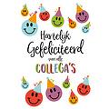 Hartelijk Gefeliciteerd van alle Collega's