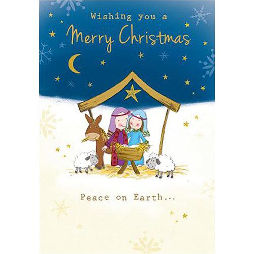 Wishing you a Merry Christmas