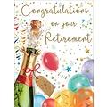 XL kaart - Congratulations on your Retirement