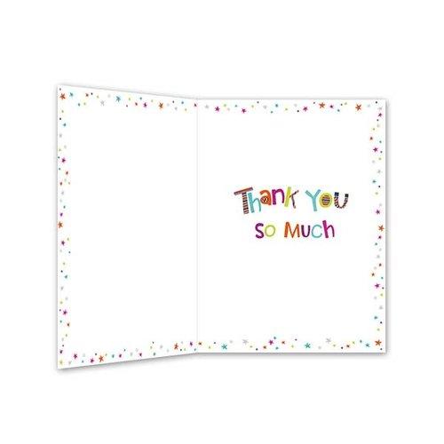 XL kaart - A big thank you