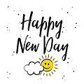 Happy new day