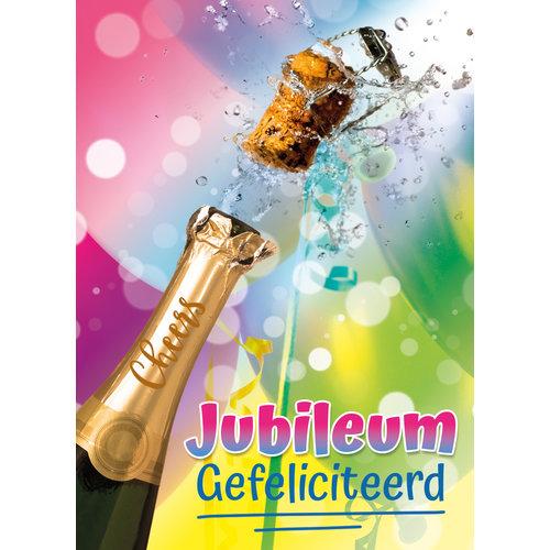 Jubileum gefeliciteerd