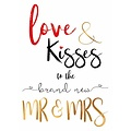 Love & kisses