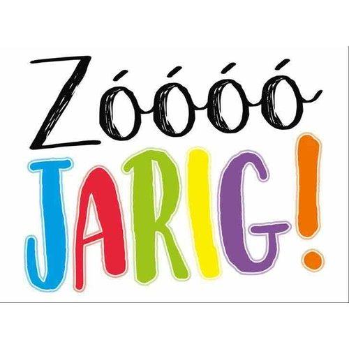 Zóóóó Jarig