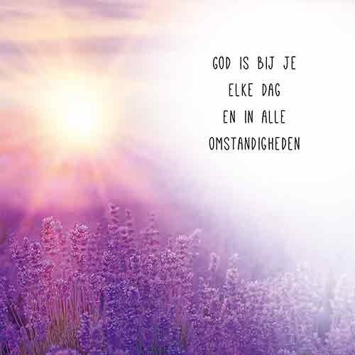 God is bij je elke dag