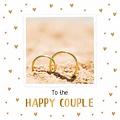 To the happy couple