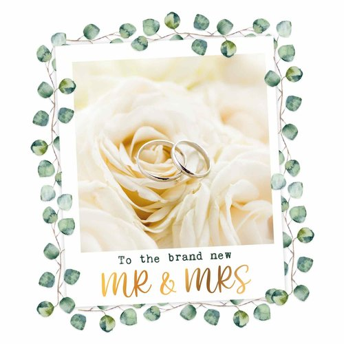 To the brand new MR & MRS