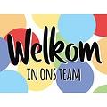 Welkom in ons team