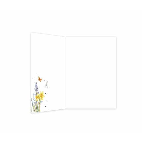 XL kaart - Veel liefs en een dikke knuffel