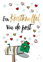 Een kerstknuffel via de post