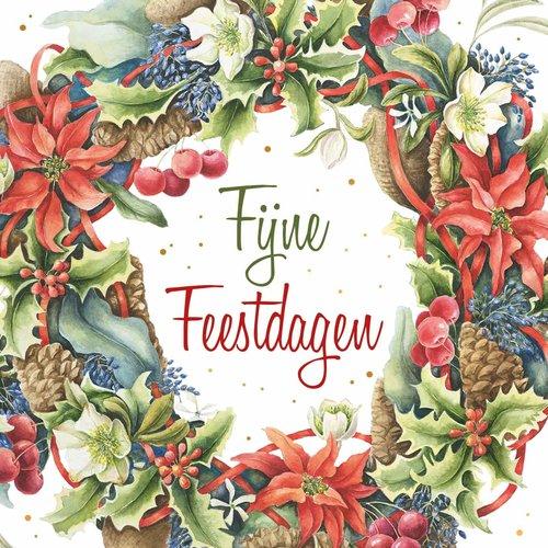 Fijne feestdagen
