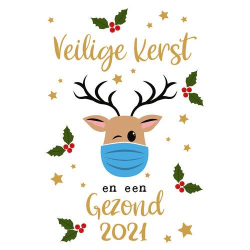 Veilige kerst en een gezond 2021