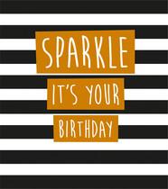 Sparkle It's Your Birthday