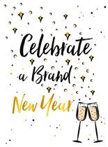 Celebrate a Brand New Year