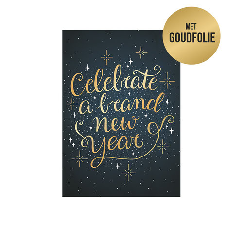 Celebrate a brand new year