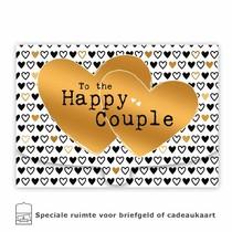 Cadeau-envelop - To the happy couple