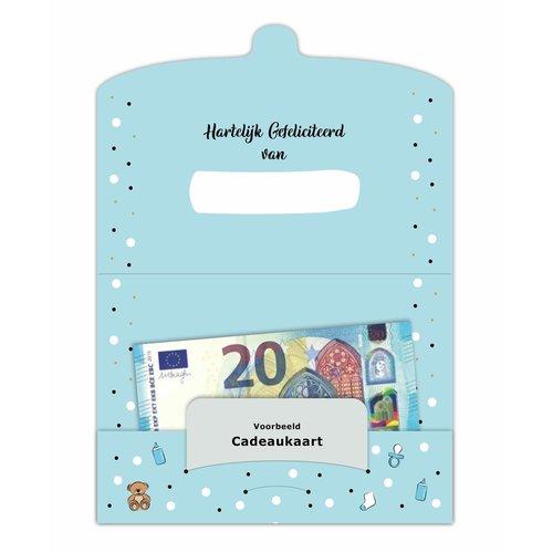Cadeau-envelop - Voor jullie prachtige zoon